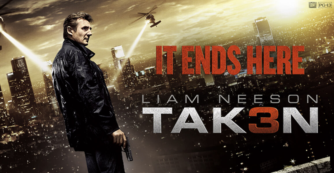 Watch Taken 3 Hollywood Action Full Free Movie Online