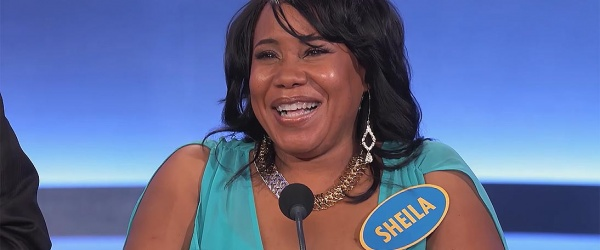 Family feud Mother Sheila Patterson funny
