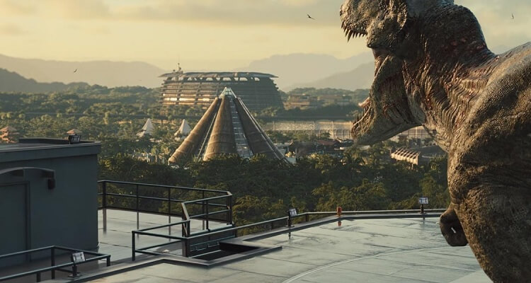 Behind the Visual Effects of Jurassic World