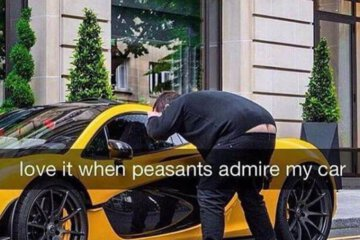 Rich people have the Biggest Egos on Instagram (22 Photos)