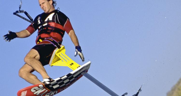 Hydrofoil Freestyle