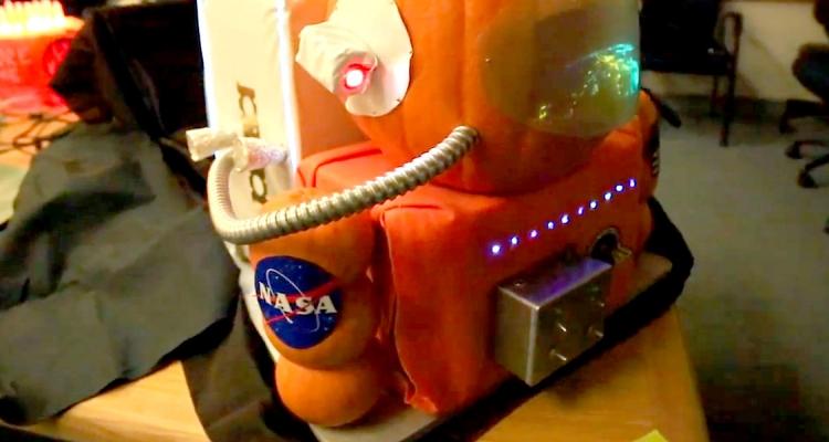 NASA Pumpkin