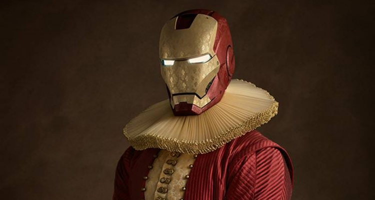 superheroes iron man