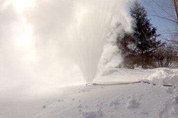 sprinkler winter canada