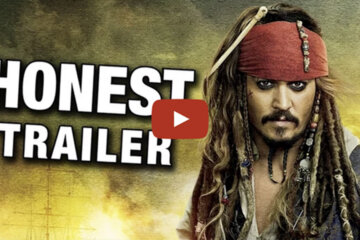 Honest Trailers - Pirates of the Caribbean 1
