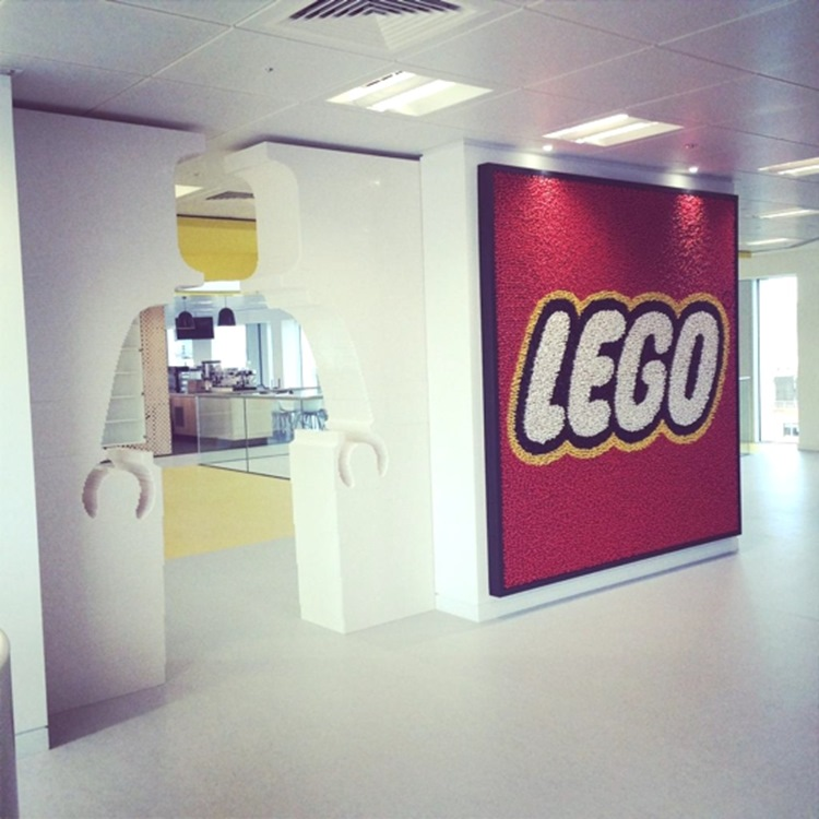 Lego HQ