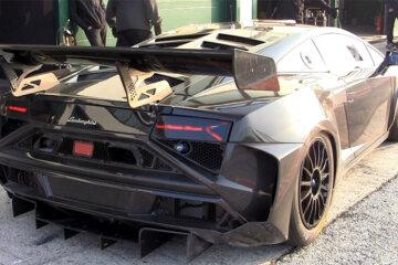 Carbon Lamborghini