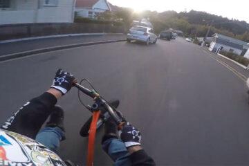 Drift trike-steepest