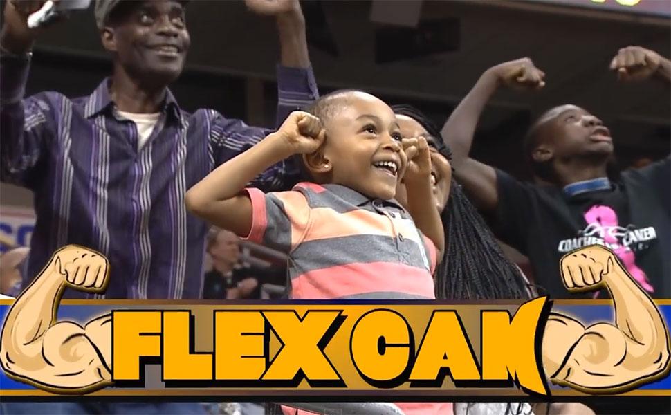 Flex Cam Surprise