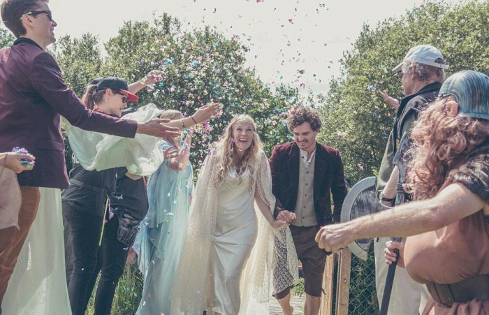 Middle Earth Wedding