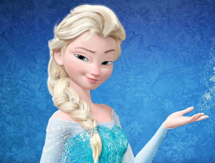 Disney Princesses makeup