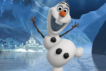 Olaf Dance Party