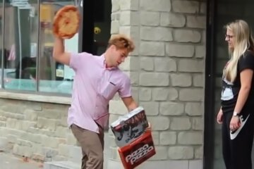 Always Tip The Pizza Guy