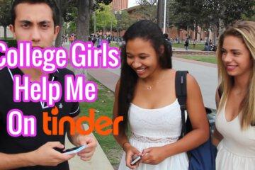 College Girls on Tinder