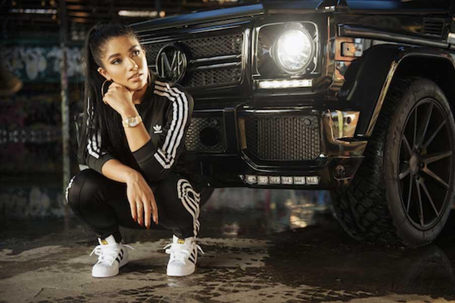 700hp Mercedes G63 Amg Badchix Magazine