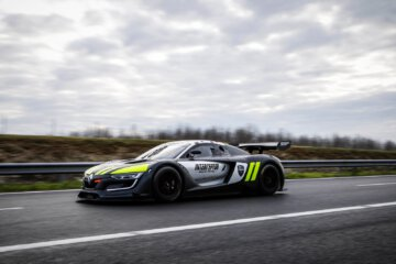 Renault sport Police Interceptor