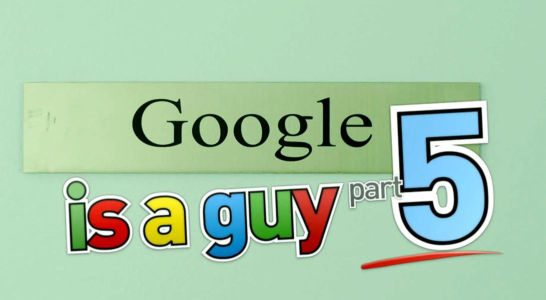 Google real life guy collegehumor