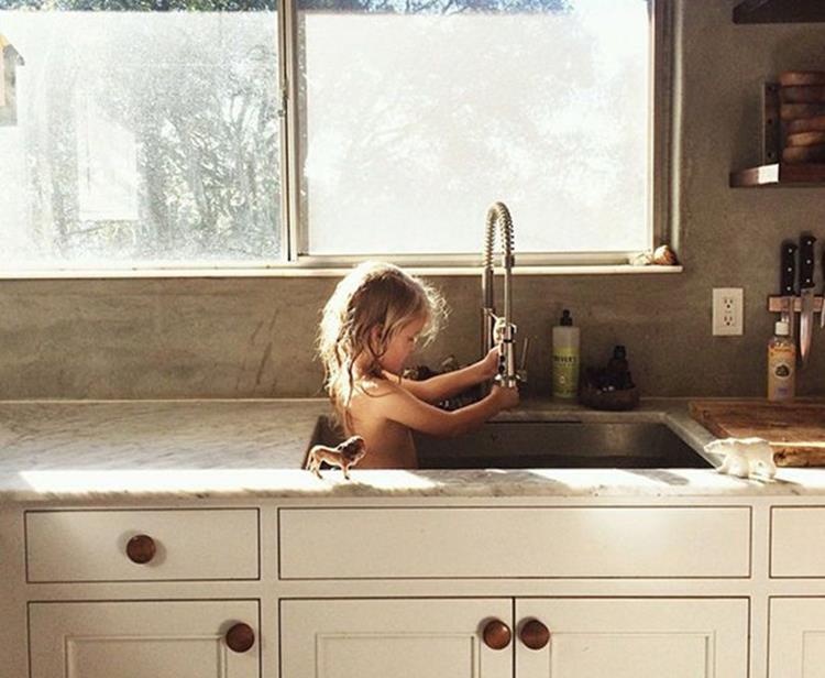 kids wash funny randomness