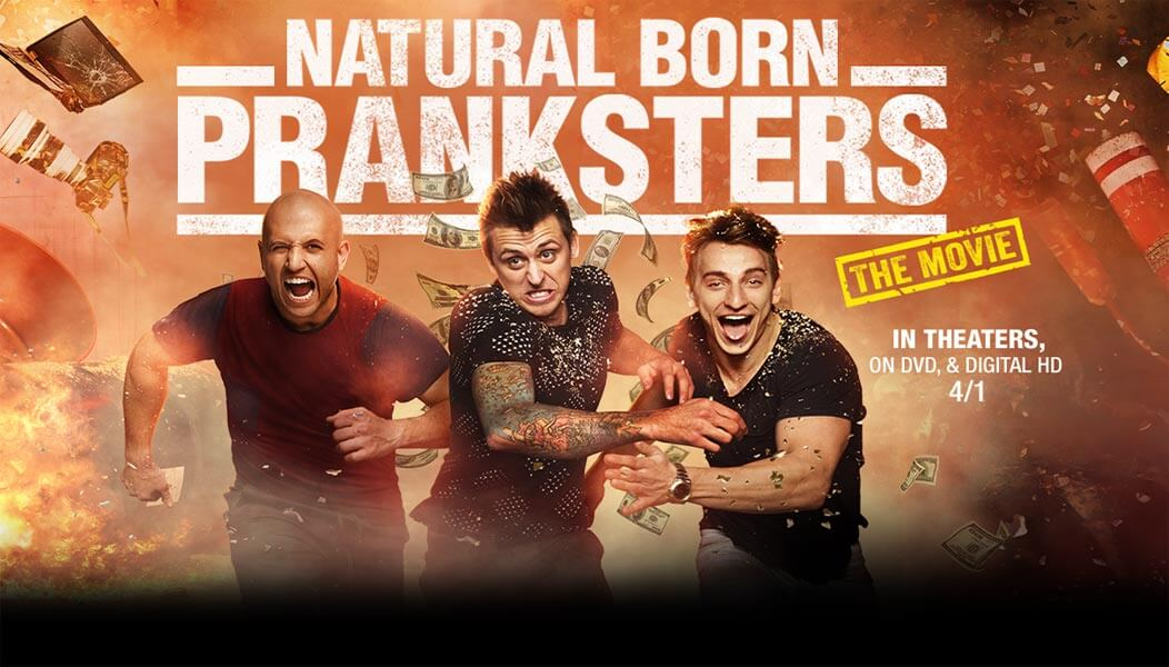 Natural Born Pranksters (2016) - Official Trailer