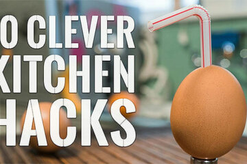 Clever Kitchen Hacks You Need to Try