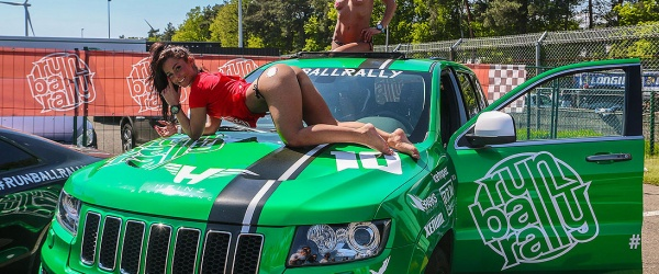 Two Places Left at the 2016 Runball Rally
