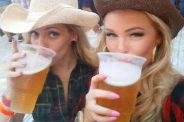badchix who like beer