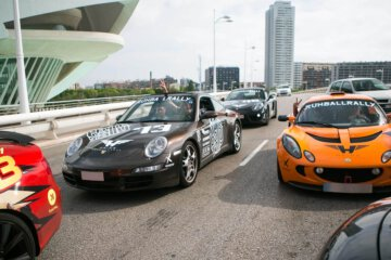 runball rally 2016 supercars