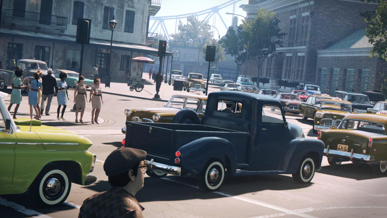 This is how Big the Game World of Mafia III will be