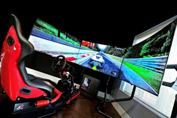 Can you afford a $35,000 Racing Simulator