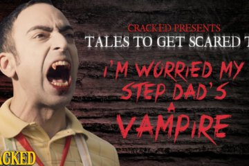 Tales To Get Scared To
