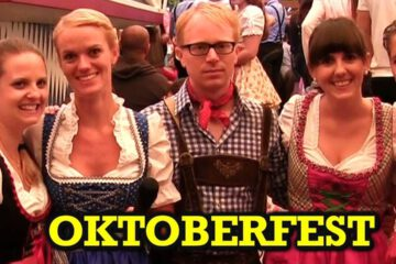 Joe Goes To Oktoberfest 2017 In Munich