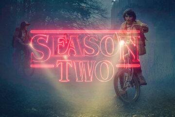Stranger Things 2 - 2017 Teaser
