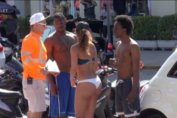 The Ticket Guy In Miami Prank