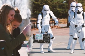 What if Twerking Storm-troopers Exist ? 1