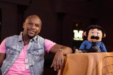 Floyd Mayweather Interview