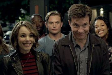 "Tonight We're Kicking ""Game Night"" Up a Notch with Jason Bateman and Rachel McAdams"