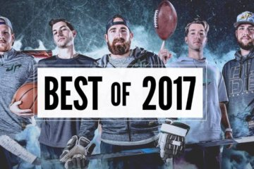 Best of 2017 | Dude Perfect 1