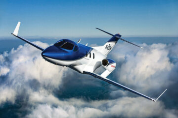 Honda Presents HondaJet A $5 Million private jet 1