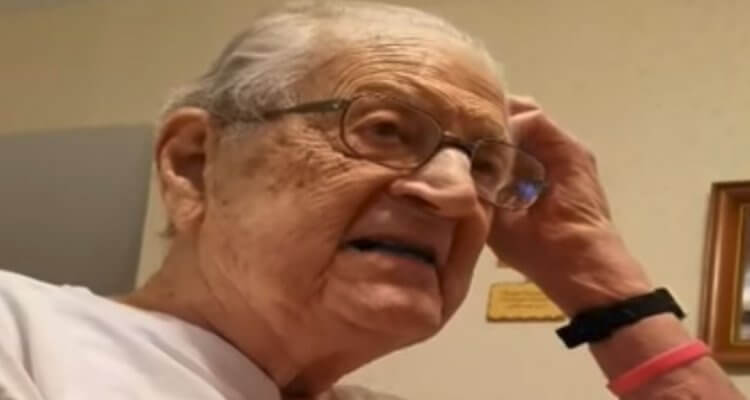 This Old Man finds Out How Old He Really Is 1