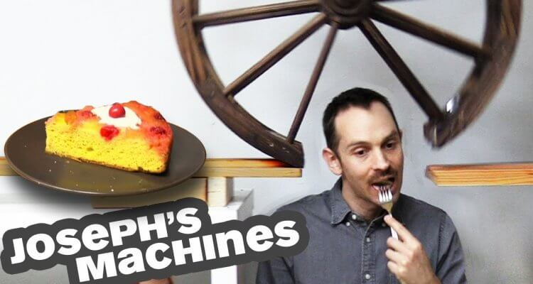 Joseph's Most Complex Machine Ever! 1