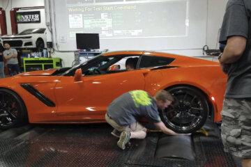ZR1 Corvette Dyno fail