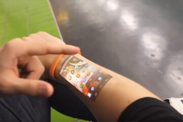 The Future is near with LumiWatch 1