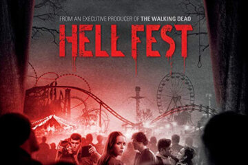 A masked serial killer turns a horror themed amusement park into his own personal playground 1