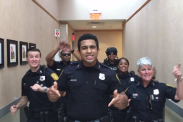 Lip Sync Challenge by the Norfolk Police Department 1