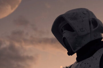 "Star Wars Fan made an Incredible Short Movie ""TK630"" 1"