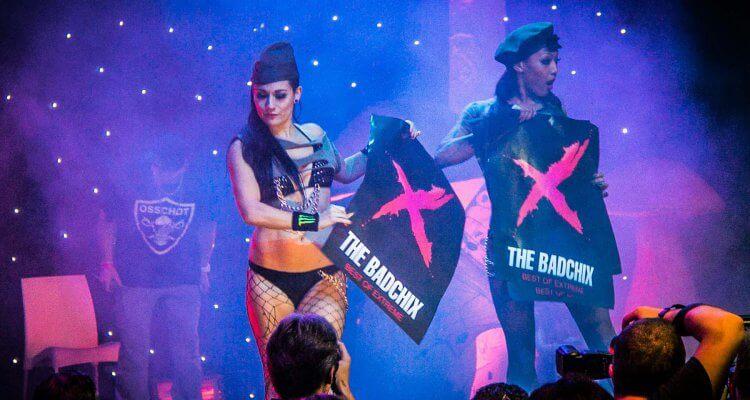 badchix live shows