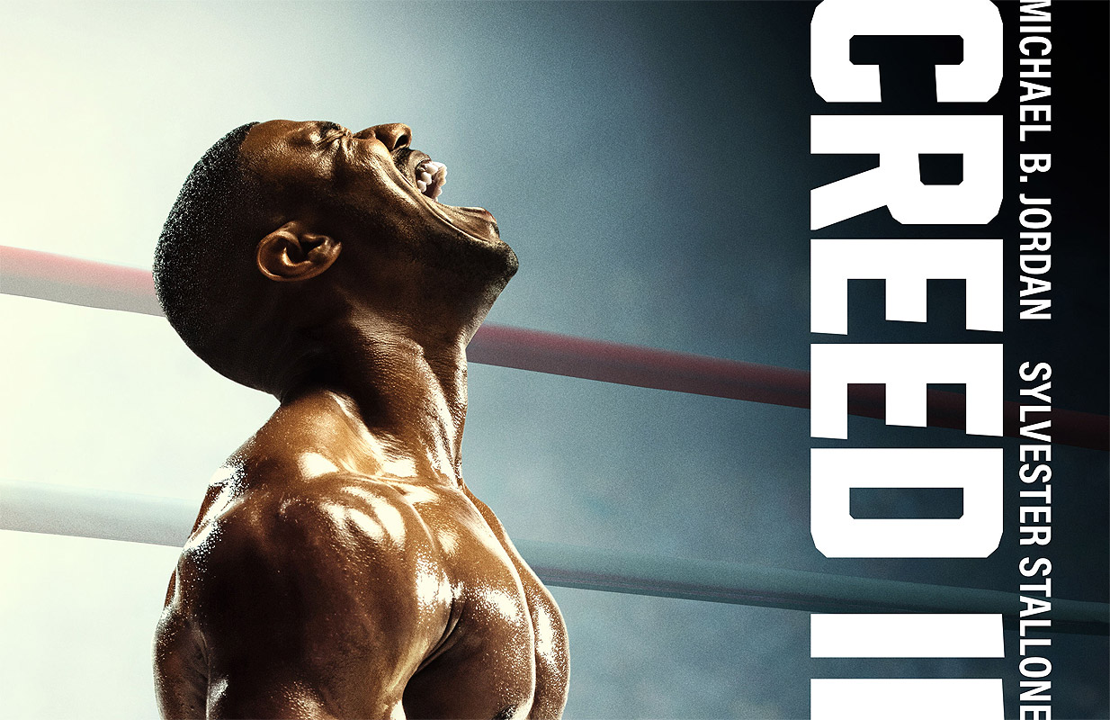 New Amazing Trailer Of CREED 2 1