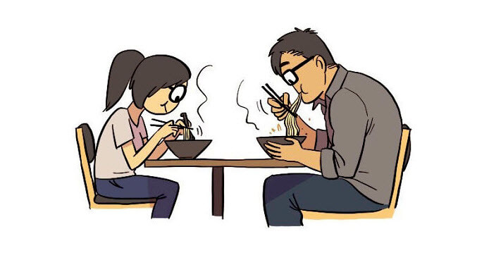 Artist Illustrates Her Relationship With 'IT Guy' 1