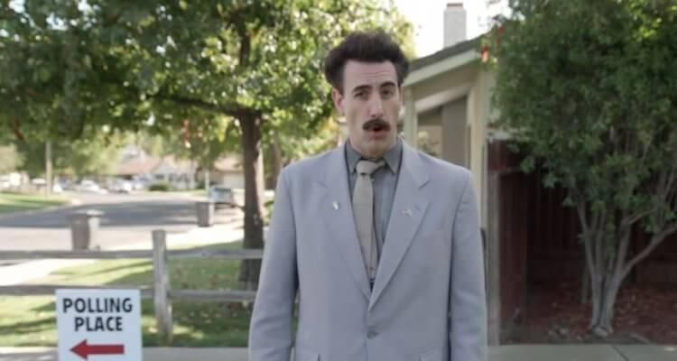 Borat RETURNS