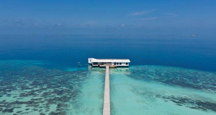 The Beauty of Maldives Rangali Island 1